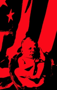 Memorial-Day-Pop-Art-Baby-Flag