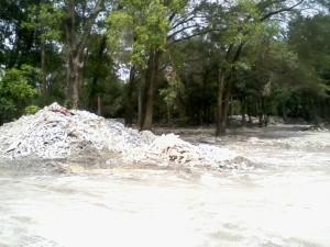 J&N Stone Dumping