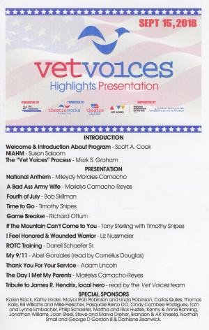 Vet Voices Program001