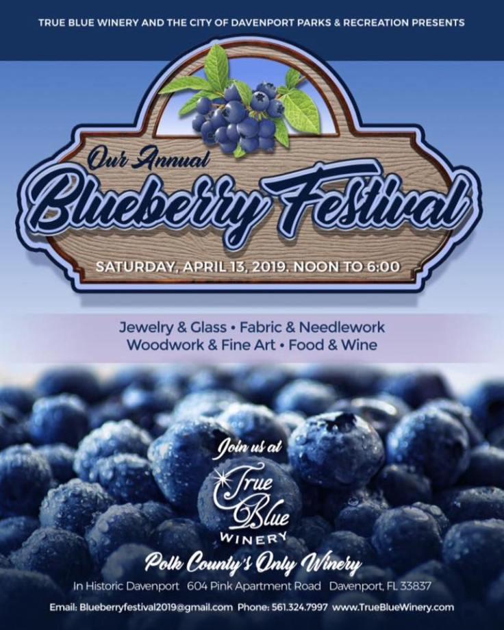 Blueberry Festival 2019