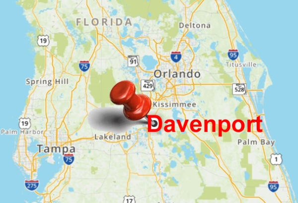 Davenport, Florida – Darhlene.com on